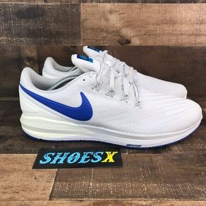 NEW Nike Zoom Structure 22 Men's Sneakers Size 12